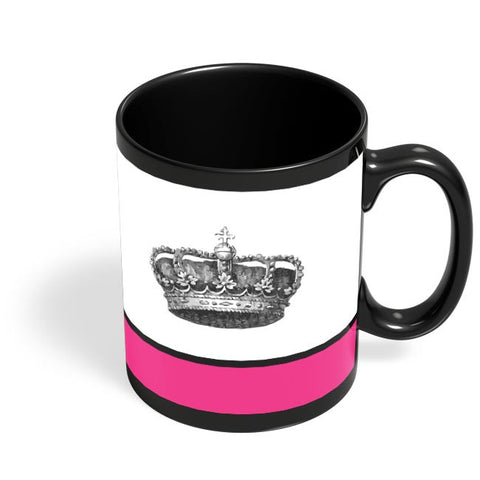 Queen Black Coffee Mug Online India