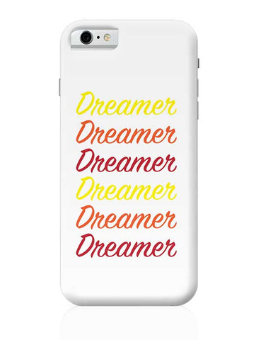 Dreamer iPhone 6 / 6S Covers Cases