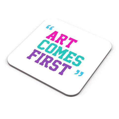 Art Comes First Coaster Online India