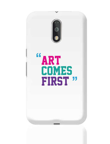 Art Comes First Moto G4 Plus Online India