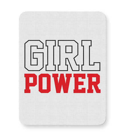 Girl Power Mousepad Online India