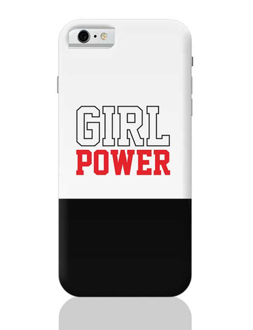 Girl Power iPhone 6 / 6S Covers Cases