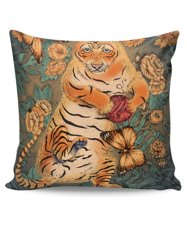 Bengal Tiger Cushion Cover Online India