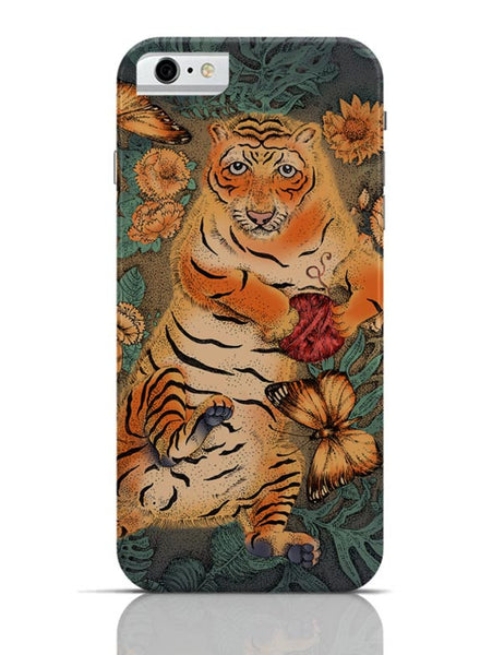 Bengal Tiger iPhone 6 6S Covers Cases Online India