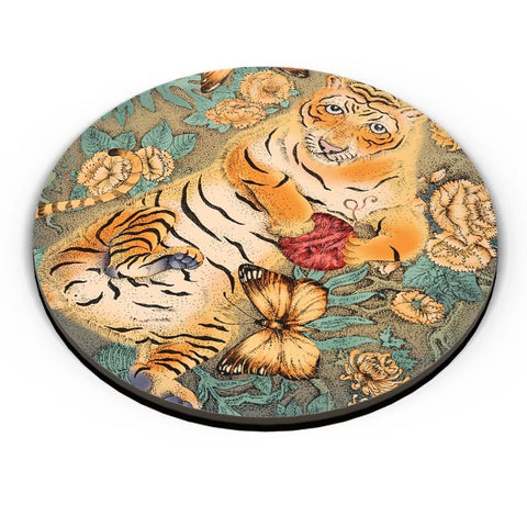 Bengal Tiger Fridge Magnet Online India