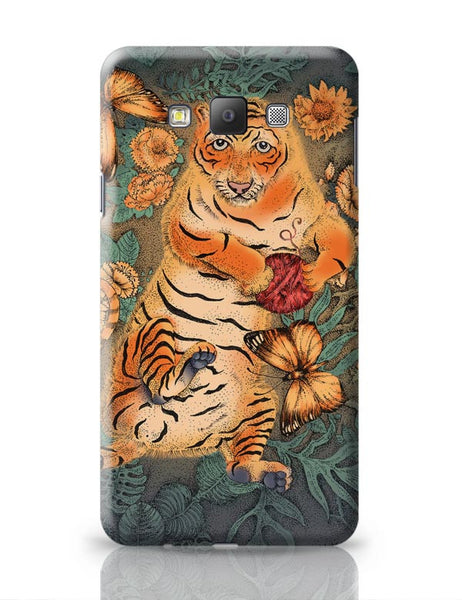 Bengal Tiger Samsung Galaxy A7 Covers Cases Online India