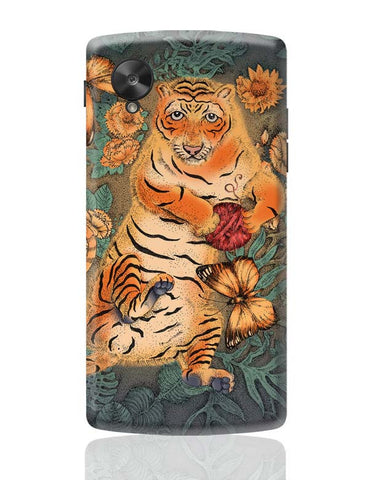 Bengal Tiger Google Nexus 5 Covers Cases Online India