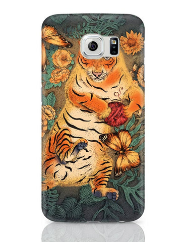 Bengal Tiger Samsung Galaxy S6 Covers Cases Online India