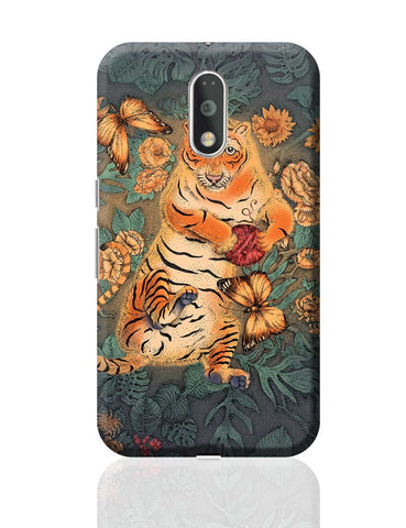 Bengal Tiger Moto G4 Plus Online India