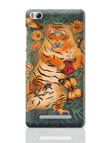Bengal Tiger Xiaomi Mi 4i Covers Cases Online India