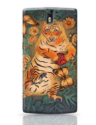 Bengal Tiger OnePlus One Covers Cases Online India