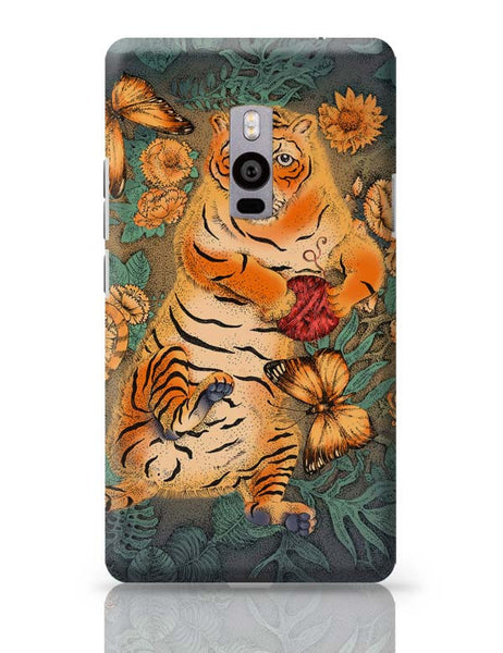Bengal Tiger OnePlus Two Covers Cases Online India
