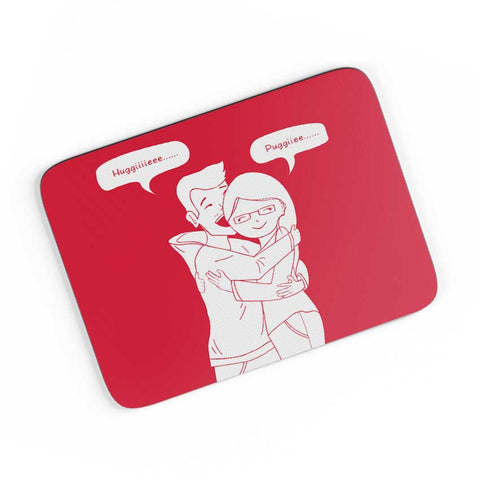 Expression Of Love A4 Mousepad Online India