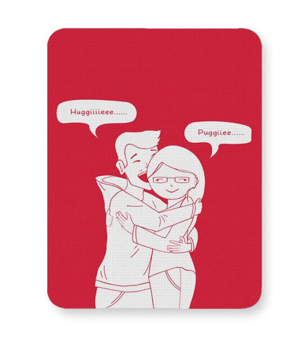 Expression Of Love Mousepad Online India