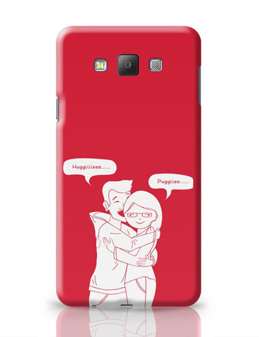 Expression Of Love Samsung Galaxy A7 Covers Cases Online India