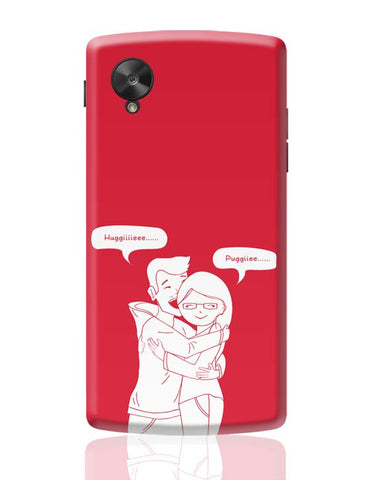 Expression Of Love Google Nexus 5 Covers Cases Online India