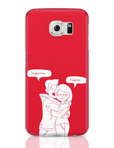 Expression Of Love Samsung Galaxy S6 Covers Cases Online India