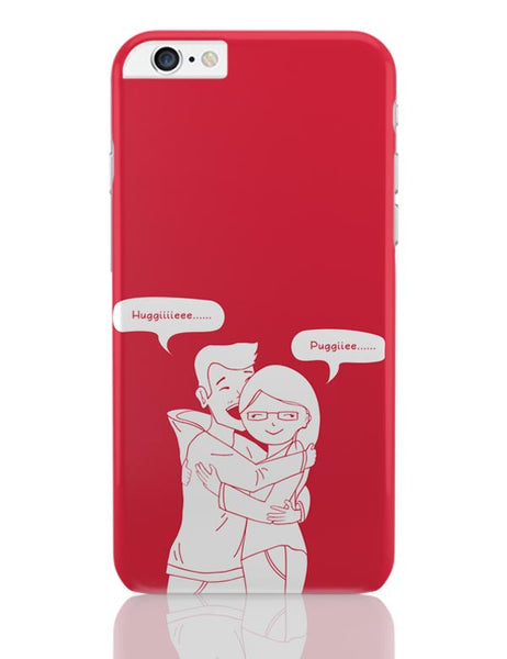 Expression Of Love iPhone 6 Plus / 6S Plus Covers Cases Online India