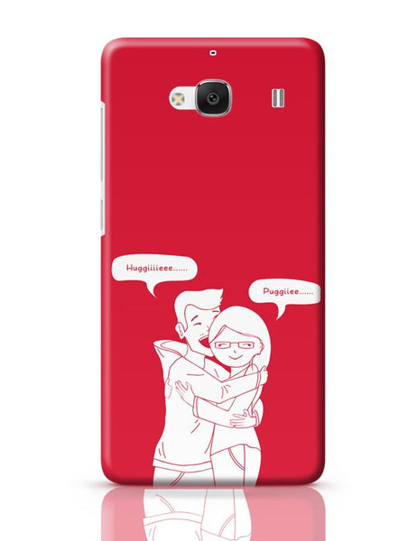 Expression Of Love Redmi 2 / Redmi 2 Prime Covers Cases Online India