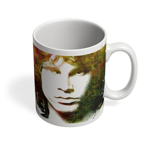 Jim Morrison Artwork Coffee Mug Online India
