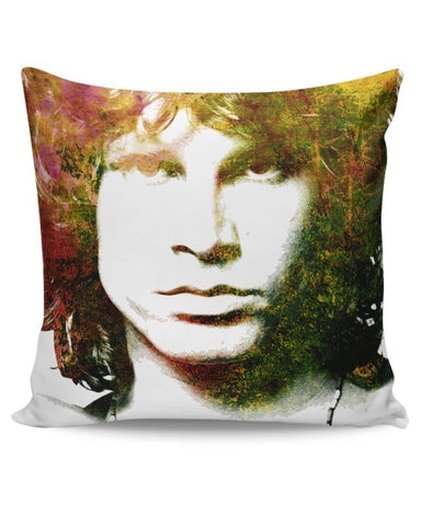 Jim Morrison Artwork Cushion Cover Online India