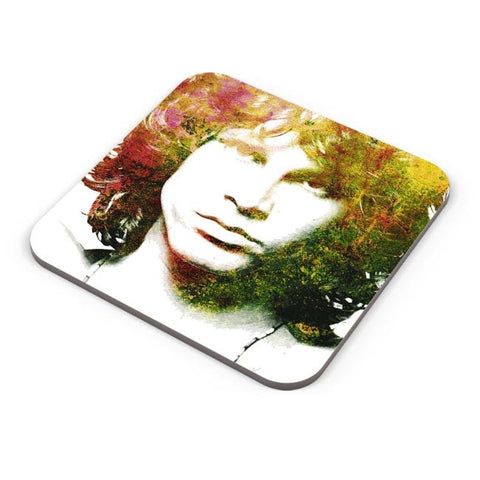 Jim Morrison Artwork Coaster Online India