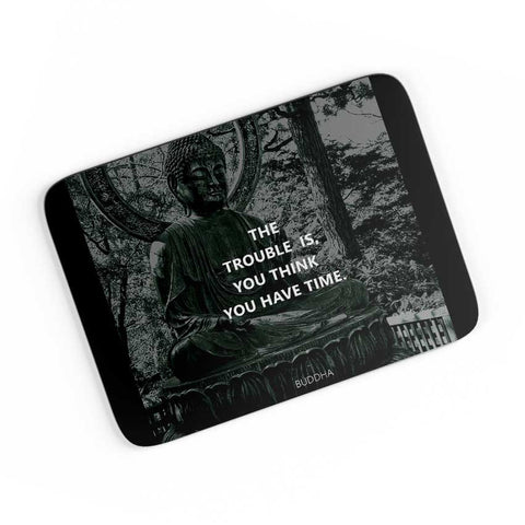 Buddha Quotes A4 Mousepad Online India