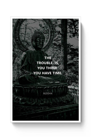 Buddha Quotes Poster Online India