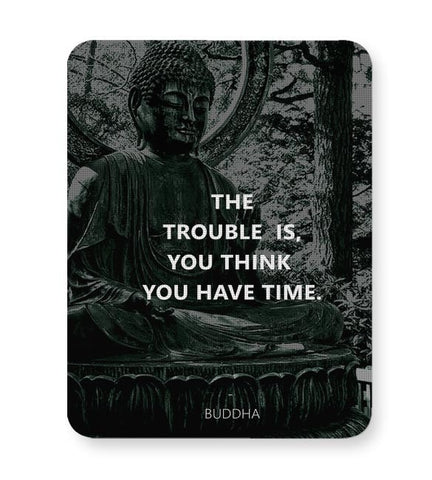 Buddha Quotes Mousepad Online India