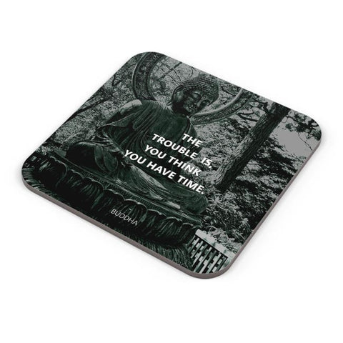 Buddha Quotes Coaster Online India