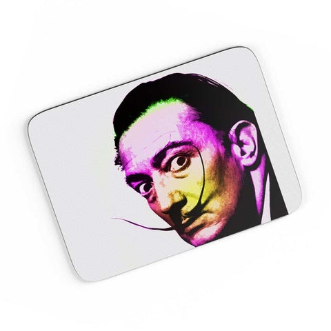 Dali Awesome Mustache Pop Art A4 Mousepad Online India