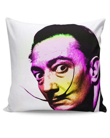 Dali Awesome Mustache Pop Art Cushion Cover Online India