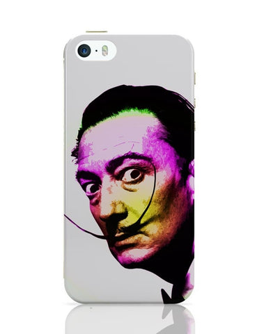 Dali Awesome Mustache Pop Art iPhone Covers Cases Online India