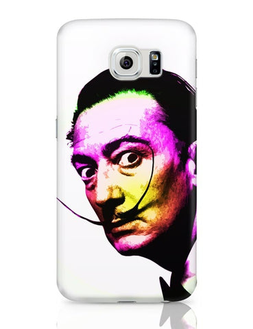 Dali Awesome Mustache Pop Art Samsung Galaxy S6 Covers Cases Online India