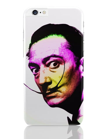 Dali Awesome Mustache Pop Art iPhone 6 Plus / 6S Plus Covers Cases Online India