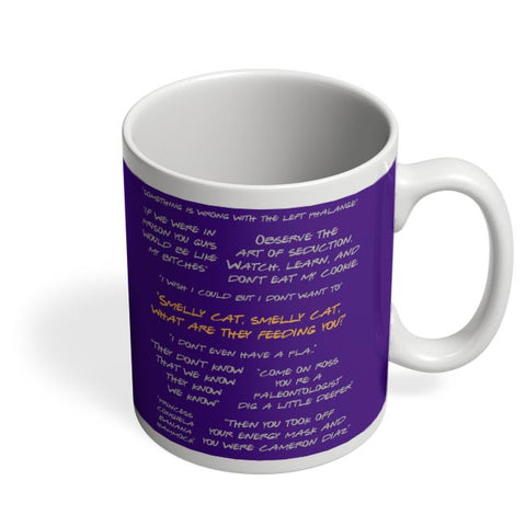 friends phoebe quotes Coffee Mug Online India