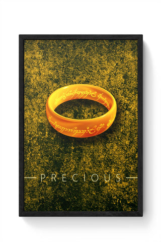 one ring to rule them all Framed Poster Online India