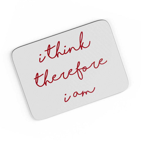 thinking man A4 Mousepad Online India