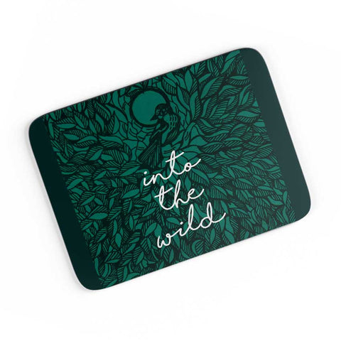 into the wild A4 Mousepad Online India