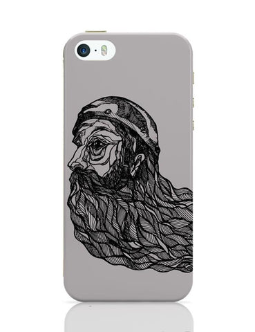 Beard God iPhone 5/5S Covers Cases Online India
