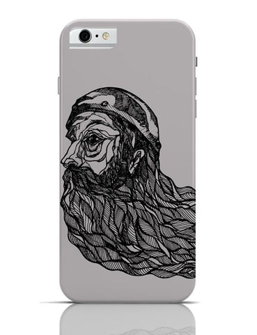Beard God iPhone 6 6S Covers Cases Online India
