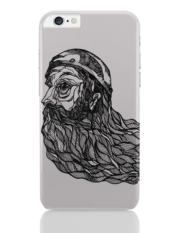 Beard God iPhone 6 Plus / 6S Plus Covers Cases Online India