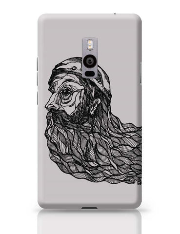Beard God OnePlus Two Covers Cases Online India