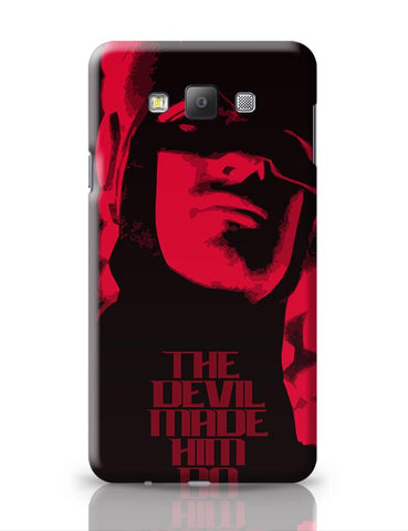 The Devil Inside Samsung Galaxy A7 Covers Cases Online India