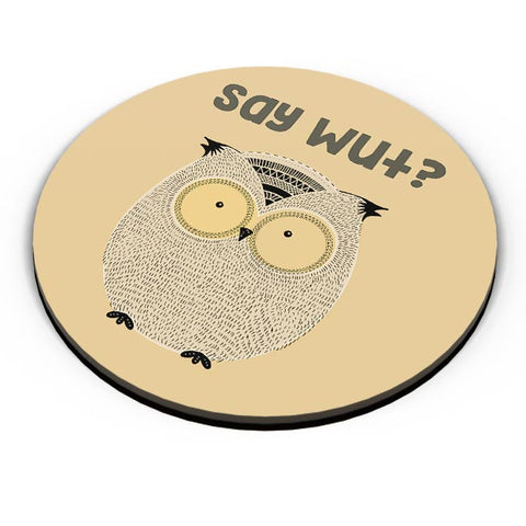 WTF owl Fridge Magnet Online India