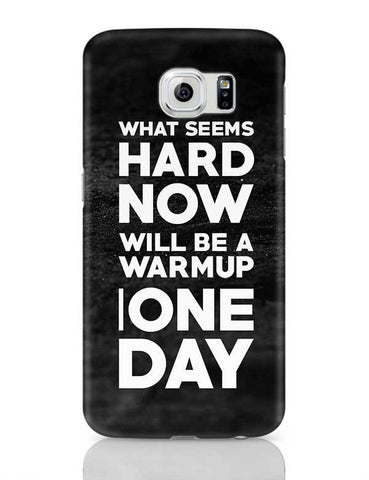 Training hard Samsung Galaxy S6 Covers Cases Online India