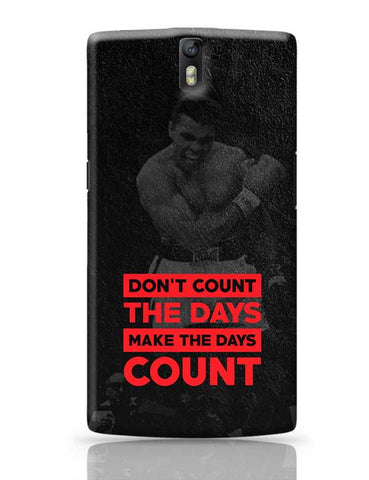 dedication OnePlus One Covers Cases Online India