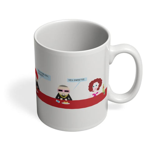 Cha For You Honey | Funny Coffee Mug Online India