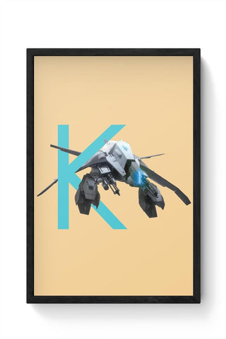 Killzone  Framed Poster Online India