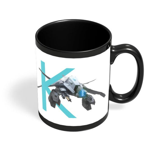 Killzone  Black Coffee Mug Online India